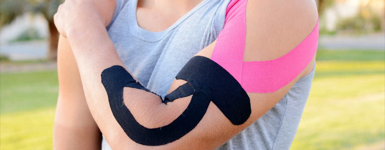 kinesio taping Brooksville, Spring Hill, Sumter