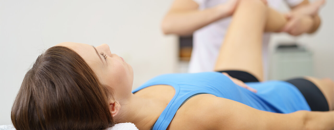 Find Relief with physical therapy